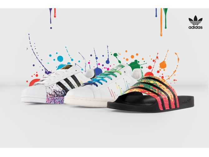 Adidas Originals Pride Pack