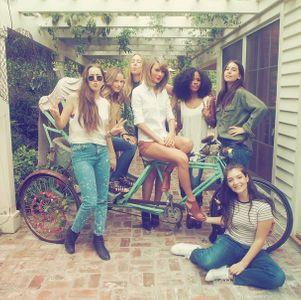 Taylor Swift et ses amies
