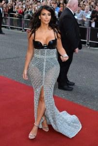 Tutti i look leggendari di Kim Kardashian