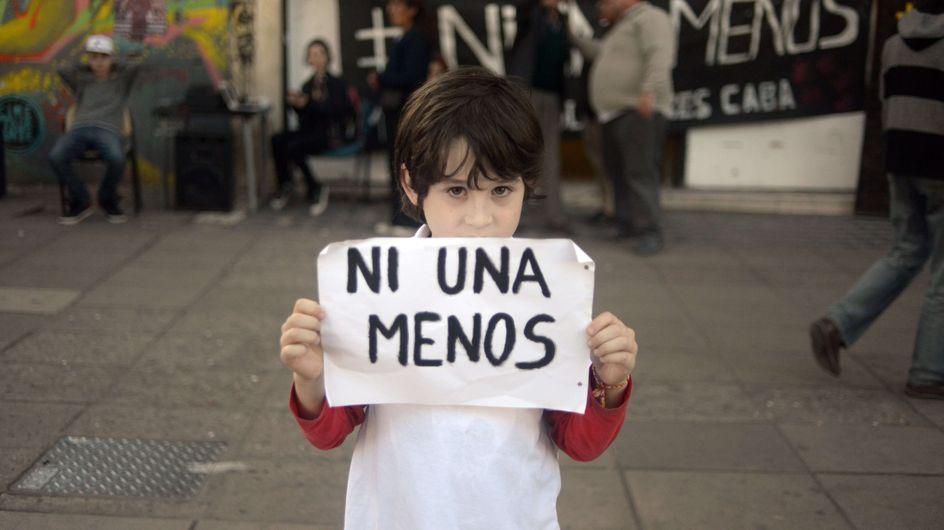 """""""Pas une de moins"""" : Quand l'Argentine se soulève contre les féminicides (Photos)"""