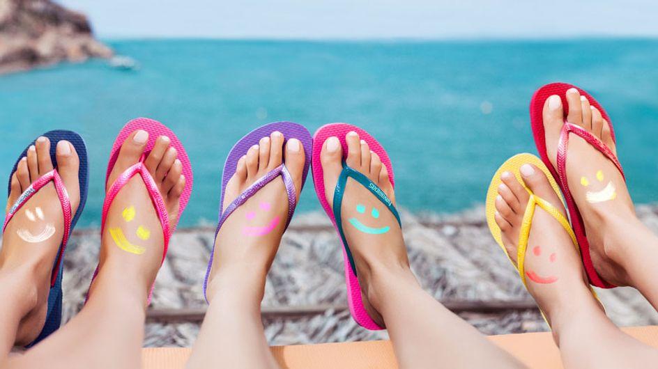 12 chanclas que harán que te enamores de tus pies