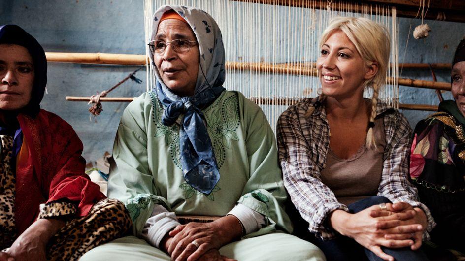 Malika Ayane per Oxfam: Il (complicato) fascino d'esser donna!