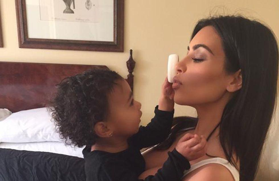 Quelle surprise réserve Kim Kardashian à North West pour son anniversaire ?