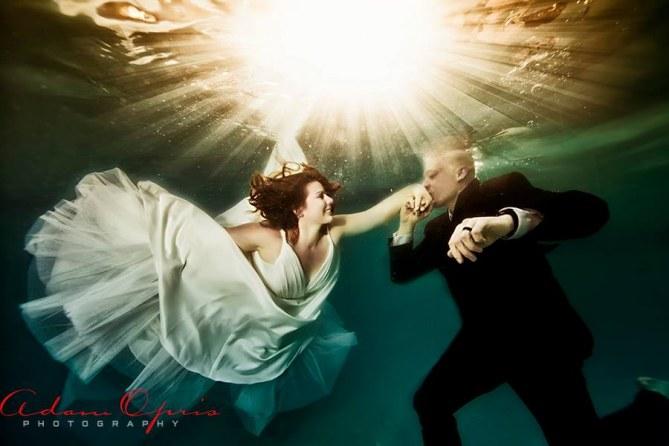 Underwater Bridal