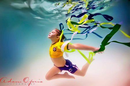 Underwater Family Shoot