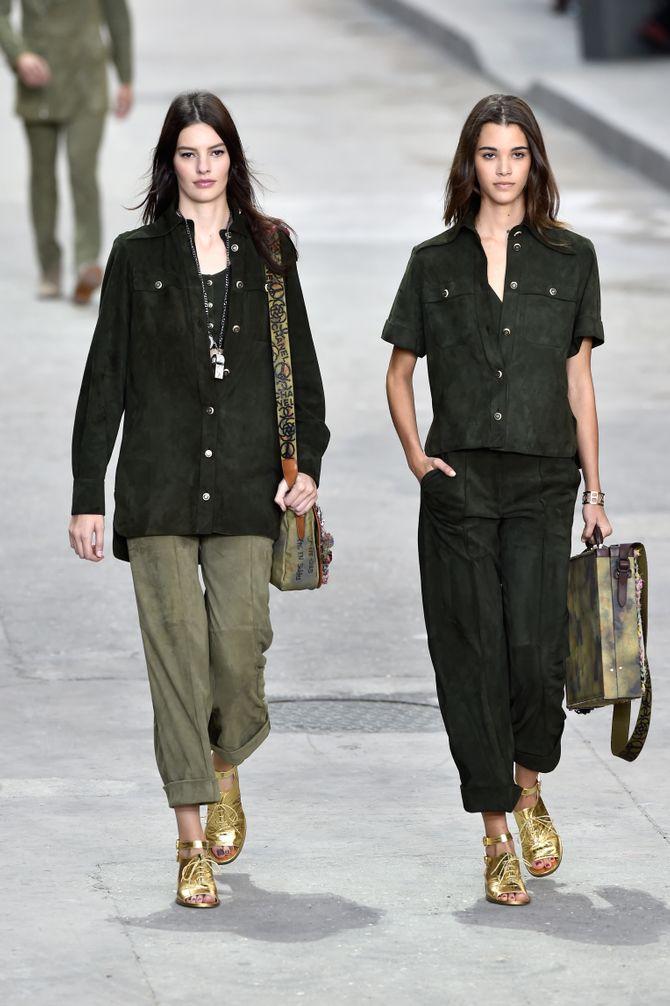 Chanel Prêt-à-Porter | Primavera/ Verão 2015