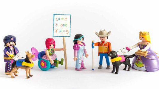 Des Playmobil handicapés pour promouvoir la diversité