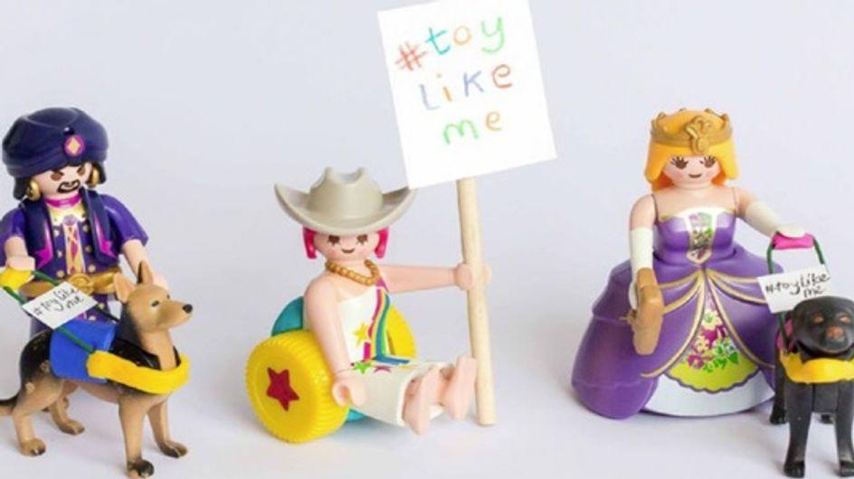 Playmobil va sortir des personnages handicapés pour promouvoir la diversité et l'égalité
