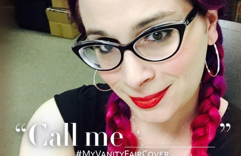 #MyVanityFairCover, des personnes transgenres créent leurs propres Unes pour montrer la diversité de la beauté (Photos)