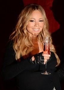 Mariah Carey lors d'un gala