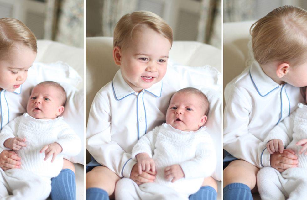 Charlotte insieme al fratellino George! Ecco i dolcissimi scatti dei due piccoli di casa Windsor