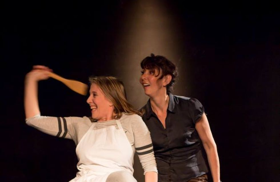 """""""Réparations en cours..."""" : humour et féminisme s'invitent sur scène !"""