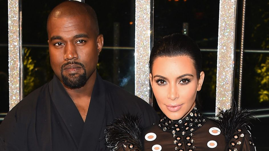 Kim Kardashian And Kanye West Want To Make A Movie Based On Their Lives