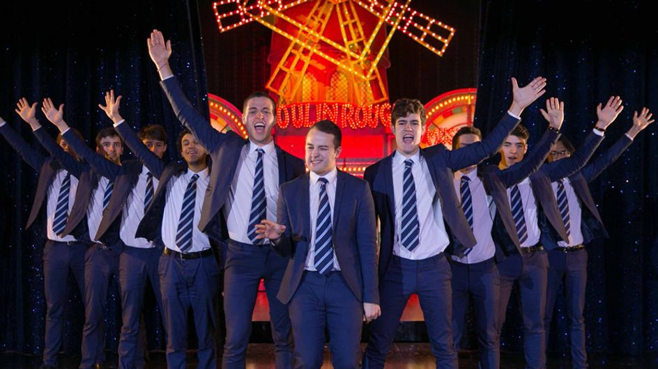 Forget Pitch Perfect! These Oxford Students Singing Moulin Rouge Is How Acapella Is Done