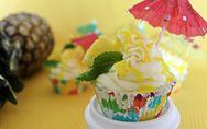 Receta de cupcakes de piña: un capricho de lo más veraniego