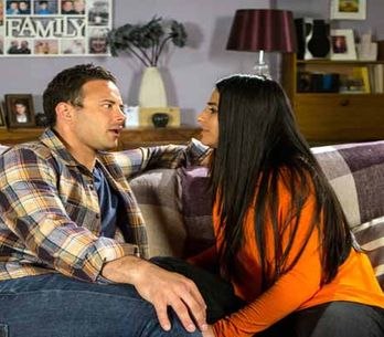 Coronation Street 19/06 - Jason and Alya's worlds collide