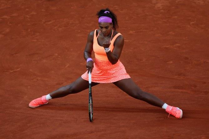 Serena Williams remporte Roland Garros 2015