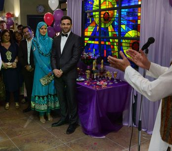 Eastenders 15/06 - It's the day of Kush and Shabnam's engagement party