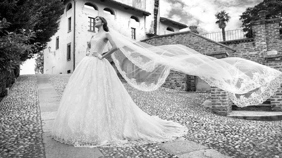 Haute-Couture-Brautkleider 2015: Die schönsten Roben der Designer