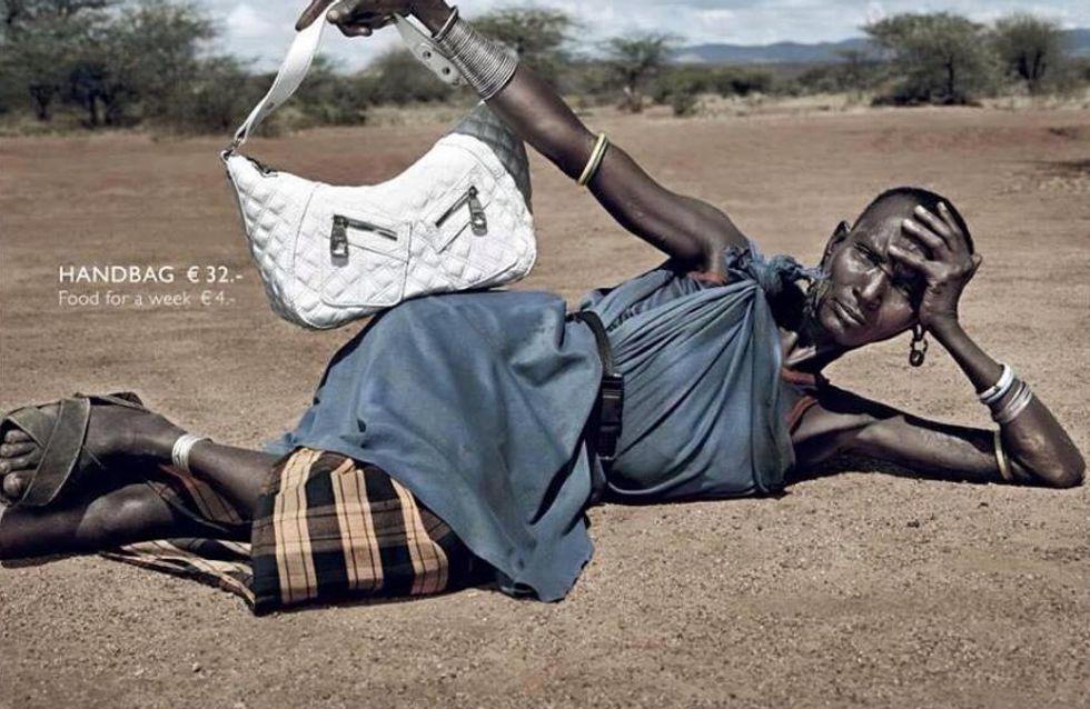 Designer-Handtasche oder Trinkwasser? Diese krassen Bilder sollten uns wirklich zum Nachdenken anregen