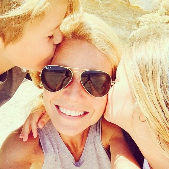 Les enfants de Gwyneth Paltrow
