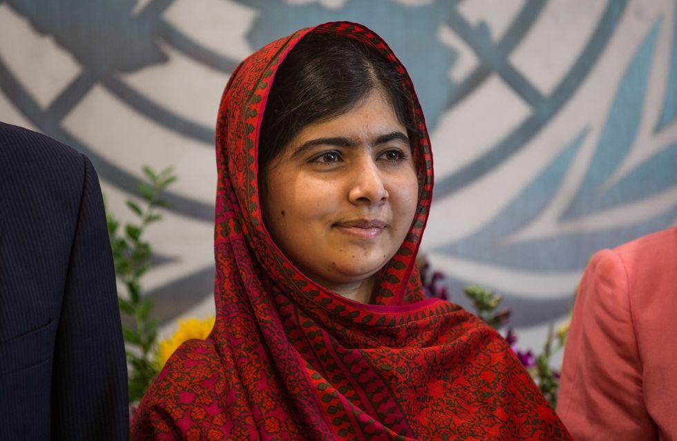 Huit des dix agresseurs de Malala ont finalement été acquittés