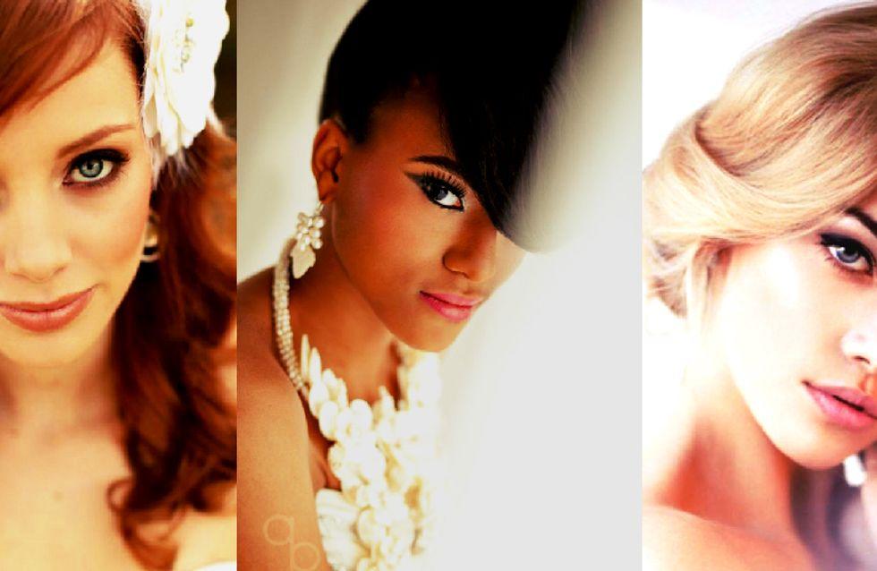+100 ideias de maquiagem para noivas direto do Pinterest