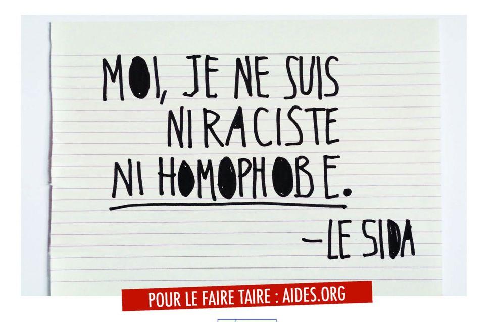 """""""Moi, le Sida"""", la nouvelle campagne virale de l'association Aides"""