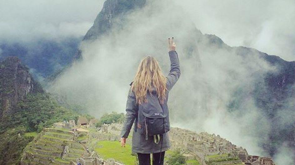 Atteinte d'un cancer, elle a tout plaqué pour faire le tour du monde