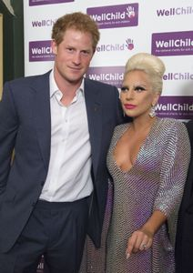 Prince Harry et Lady Gaga