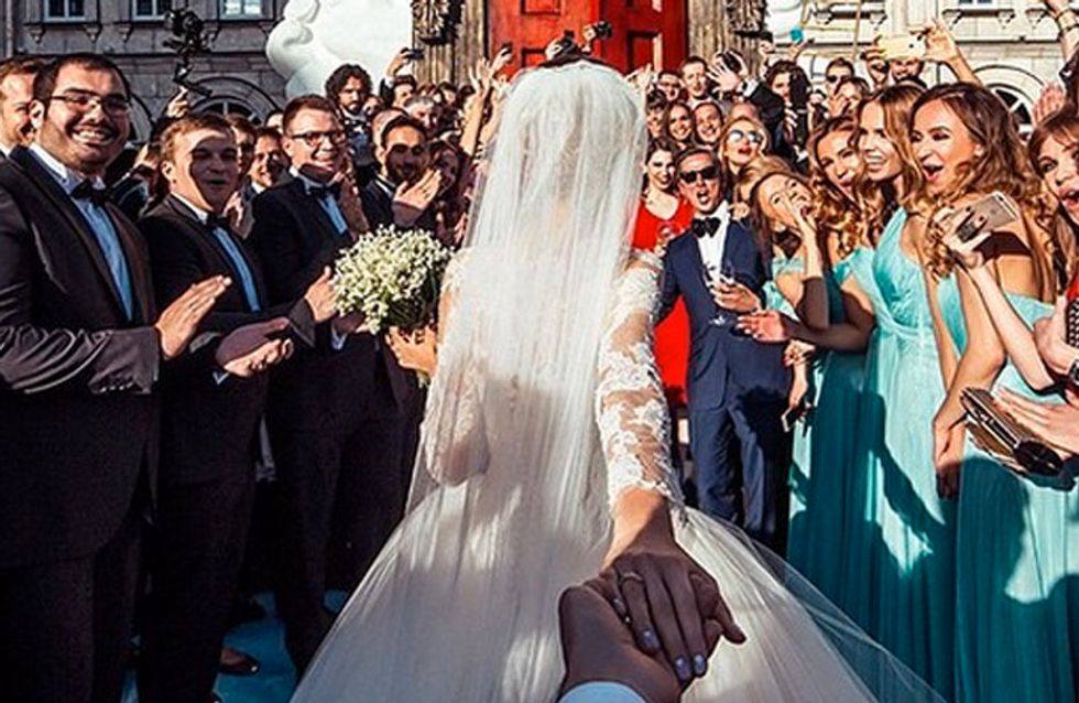 The Famous #FollowMeTo Couple Just Got Married And Their Wedding Was INSANE
