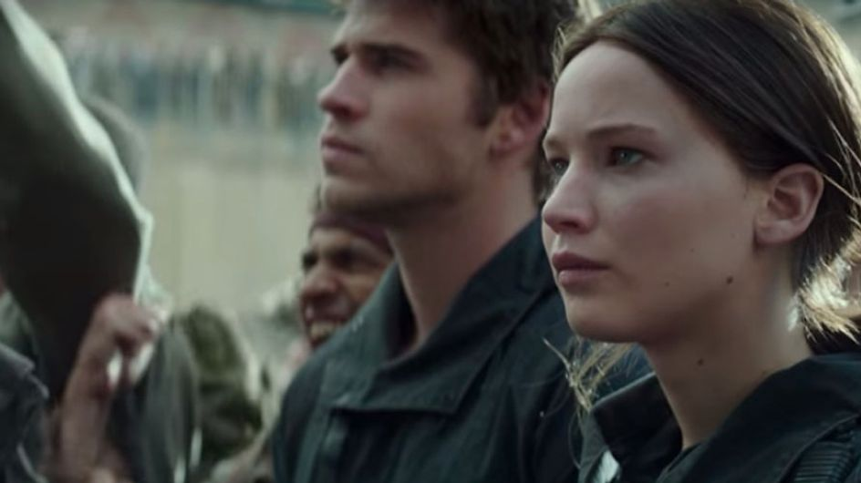 WATCH: The Brand New Mockingjay Trailer Is Here And It Looks Freaking AWESOME