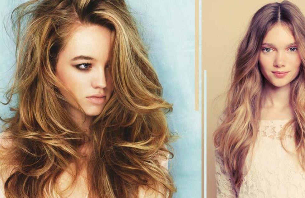 Bist Du Schon Bronde Hier Kommt Die Haarfarbe Im Sommer 2015