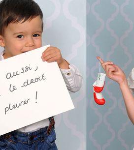 #KidsWantEquality, la série photos qui refuse de mettre les enfants dans des cas