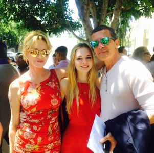 Melanie Griffith, Stella et Antonio Banderas