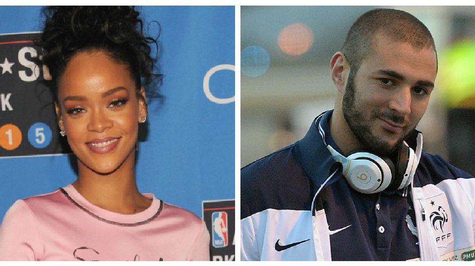 Rihanna et Karim Benzema s'offrent un deuxième rendez-vous