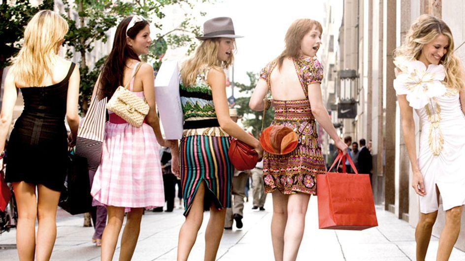 21 estágios que toda garota passa quando está fazendo compras online