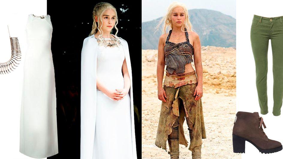 Roube o look de... Daenerys Targaryen