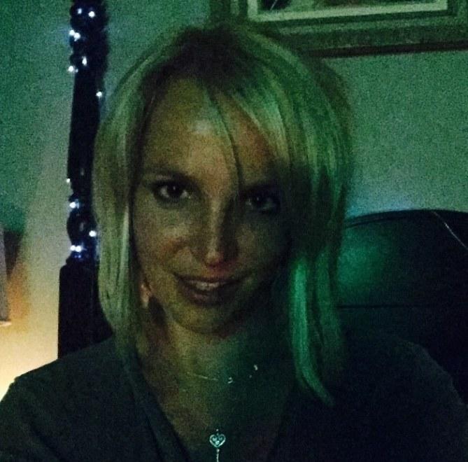 Britney Spears et sa nouvelle coupe de cheveux