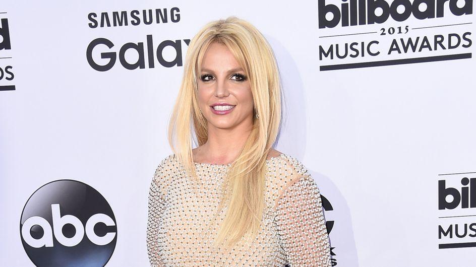 Britney Spears dévoile sa nouvelle coupe de cheveux (Photos)