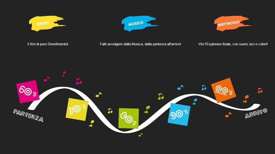 MusicRun: corsa, divertimento, musica e shopping. Il 3 luglio arriva in Italia la 5km più ballata del mondo