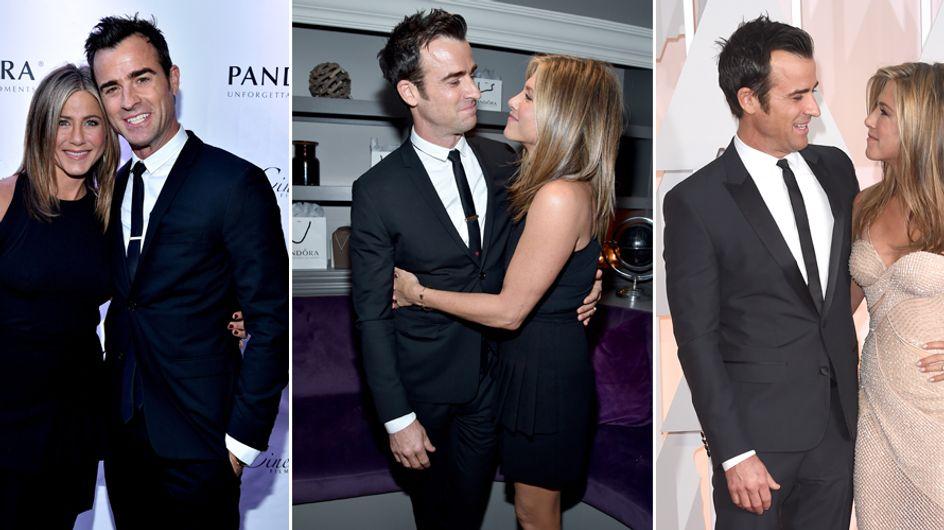 """La Aniston parla del primo incontro con Theroux: """"Stavo per svenire!"""""""
