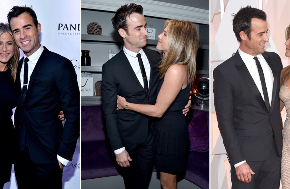 La Aniston parla del primo incontro con Theroux: Stavo per svenire!