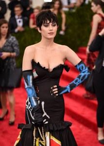 Katy Perry au Met Gala 2015