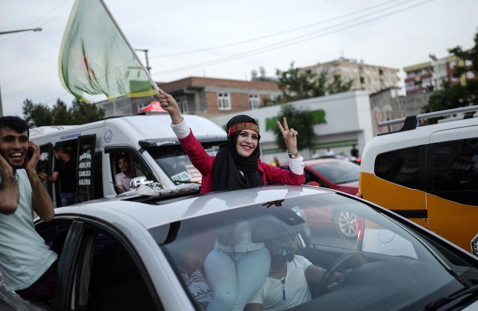 Turquie : Les femmes arrivent en force au Parlement
