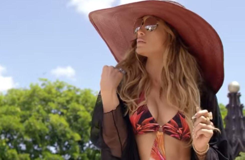 Jennifer Lopez se la joue séductrice sexy dans un nouveau clip (Vidéo)