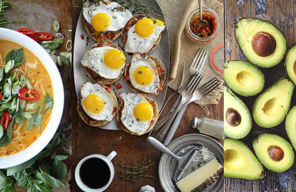 6 alimentos que podem manter você saciada por mais tempo