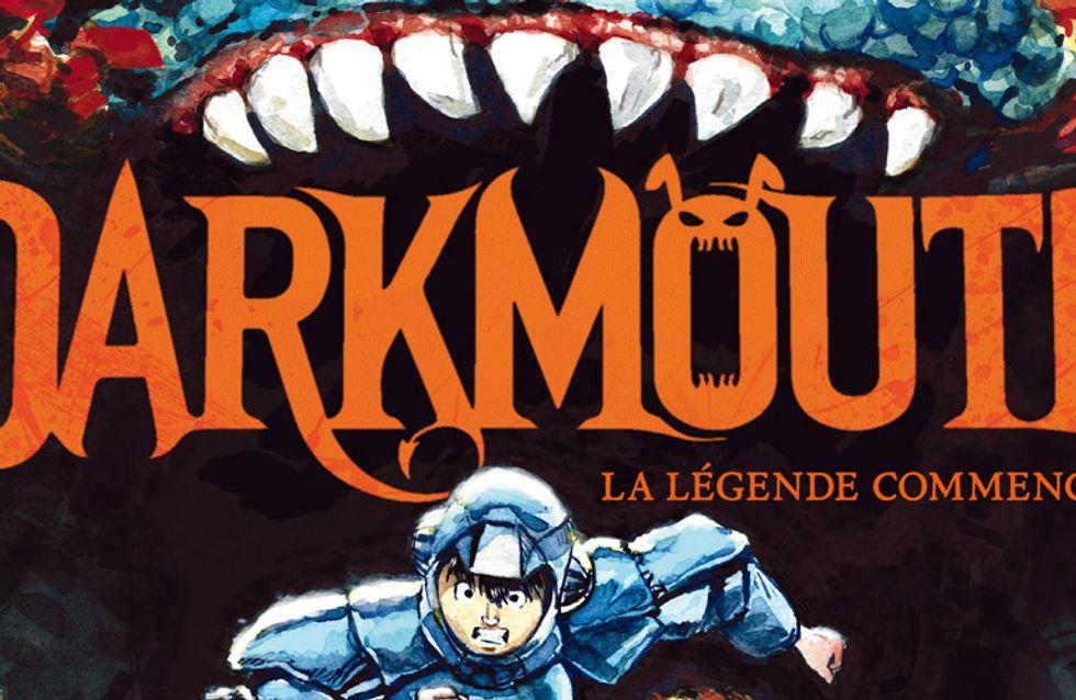 Darkmouth, une aventure pour lire, rire et frémir