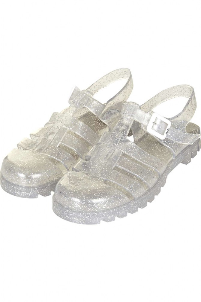 Jelly Shoes Trend