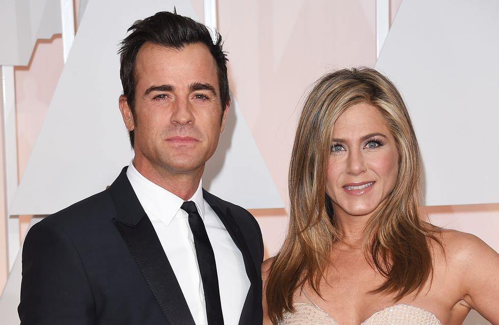 Jennifer Aniston raconte son coup de foudre pour Justin Theroux